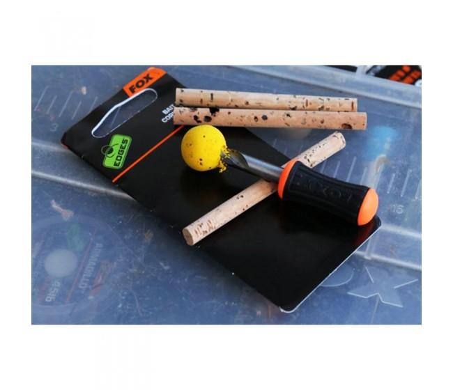 Бургия за стръв FOX Bait Drill & Cork Sticks, 6 mm | www.CARPMOJO.com