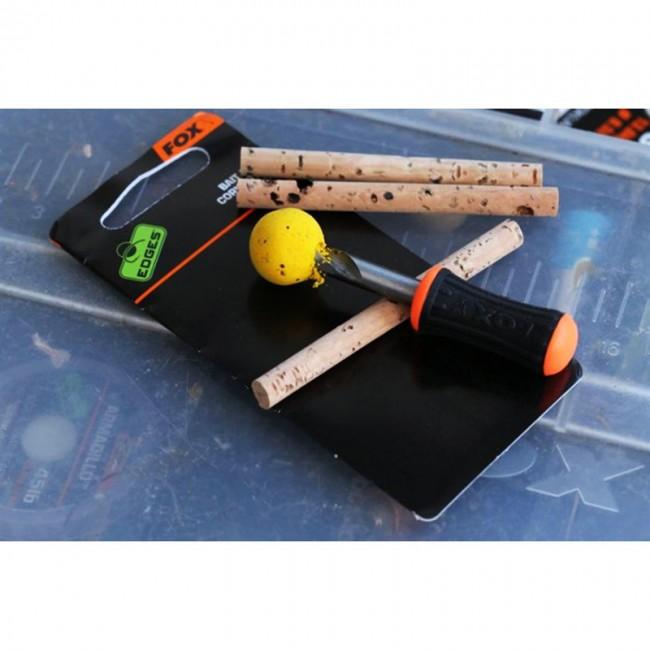 Бургия за стръв FOX Bait Drill & Cork Sticks   www.CARPMOJO.com