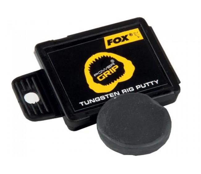 Меко олово FOX EDGES Power Grip Tungsten Rig Putty | www.CARPMOJO.com