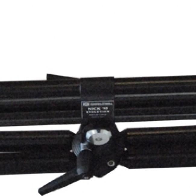 Шаранджийска стойка Meccanica Vadese NICK EVOLUTION Black за 4 въдици | www.CARPMOJO.com