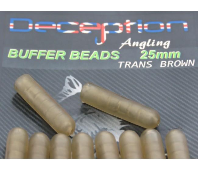 Буфер DECEPTION Buffer beads, 25 mm, 2 цвята | www.CARPMOJO.com
