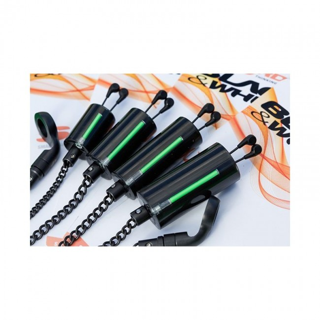 Обтегач Korda Black and White Bobbin | www.CARPMOJO.com