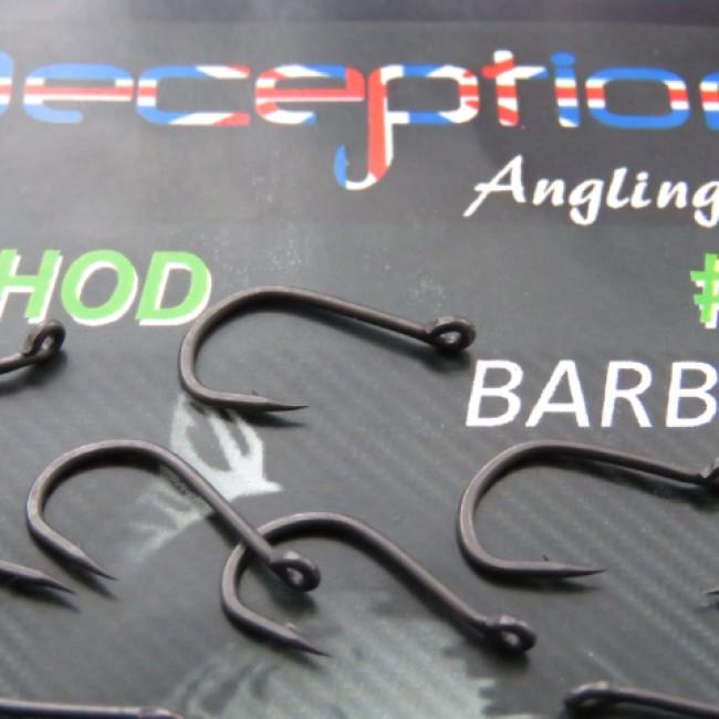 Куки за шаран DECEPTION CHOD, 10 броя, различни размери   www.CARPMOJO.com