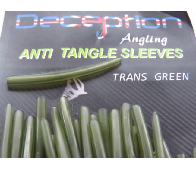 Противооплитащи конуси DECEPTION Anti Tangle Sleeves | www.CARPMOJO.com