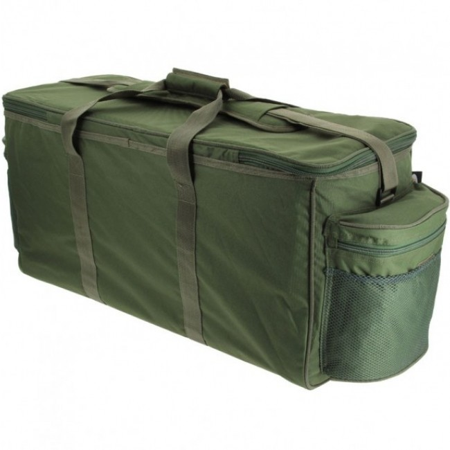 Шаранджийски сак NGT GIANT GREEN CARRYALL (093-L) | www.CARPMOJO.com