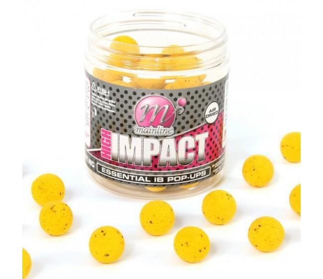 Плуващи топчета MAINLINE High Impact Pop Ups - Essential I.B. 15mm | www.CARPMOJO.com