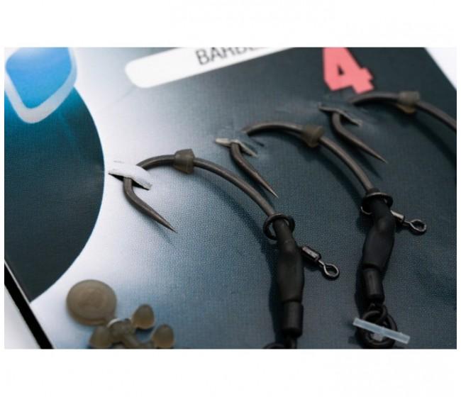 Готов монтаж KORDA KURV SPINNER HOOK SECTIONS | www.CARPMOJO.com