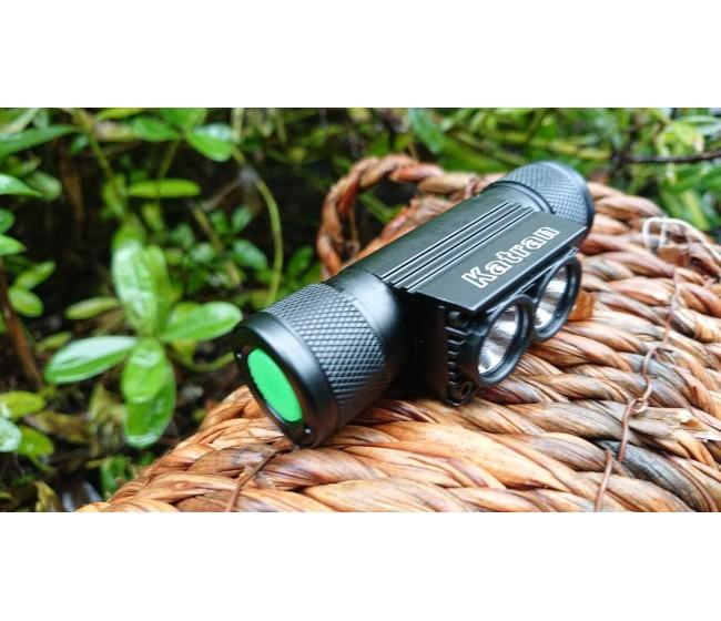 Челник KATRAN Headlamp W/B 460 | www.CARPMOJO.com