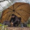 Чадър FOX 60ins Camo Brolly | www.CARPMOJO.com