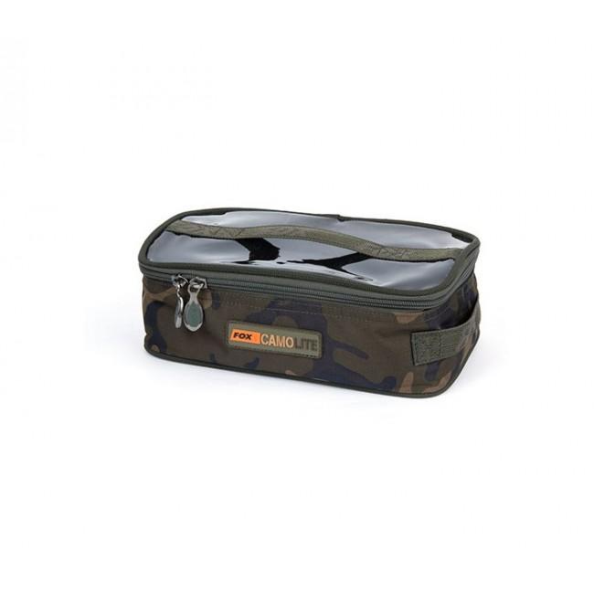 Чанта за аксесоари FOX CAMOLITE™ ACCESSORY BAGS LARGE | www.CARPMOJO.com