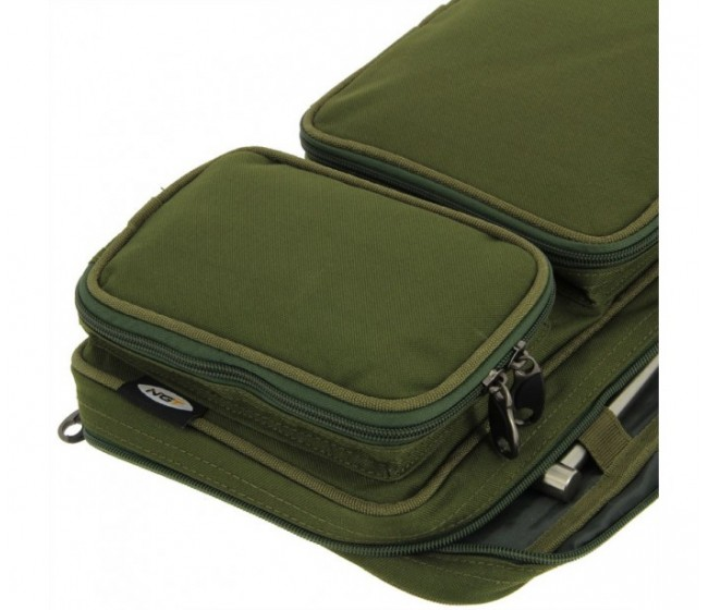 Чанта за бъзбарове NGT BUZZ BAR BAG | www.CARPMOJO.com