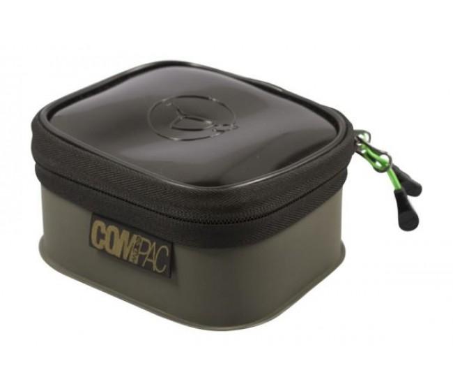 Кутия за аксесоари KORDA COMPAC Zip Up Case Small 100 | www.CARPMOJO.com