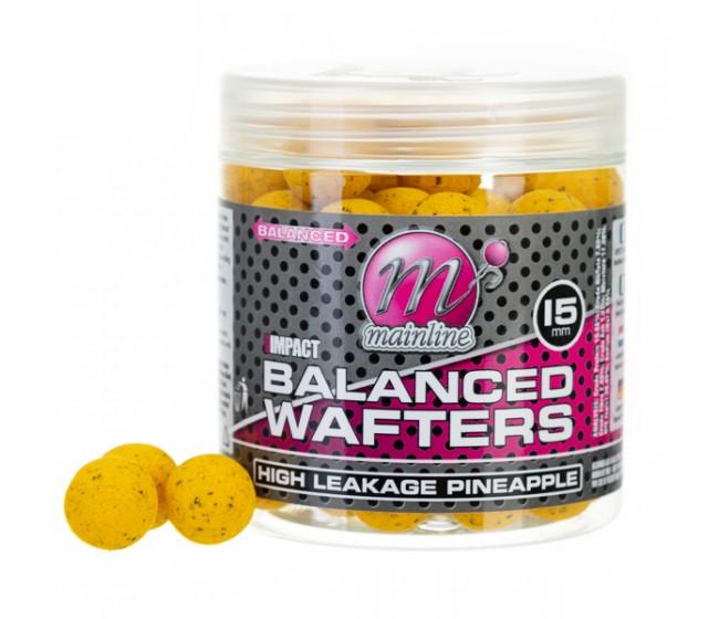 Топчета за стръв MAINLINE Balanced Wafters | www.CARPMOJO.com