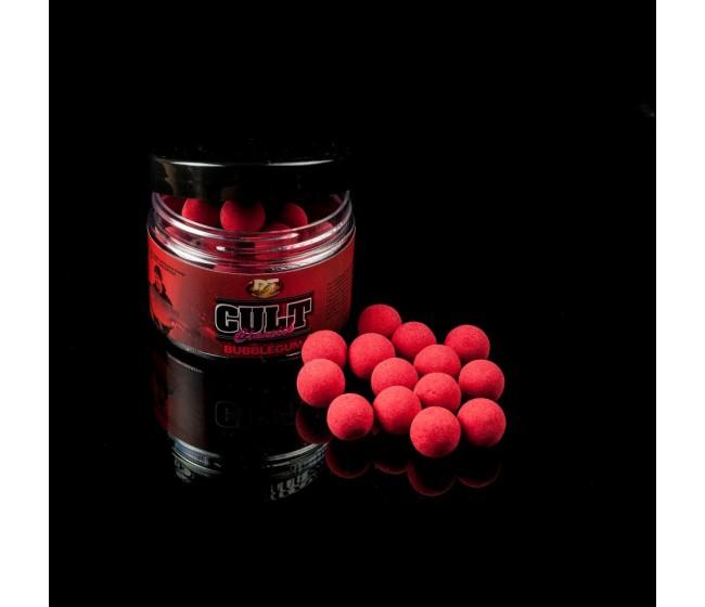 Плуващи топчета DT BAIT Cult Bubblegum Pop Up, 15 mm | www.CARPMOJO.com