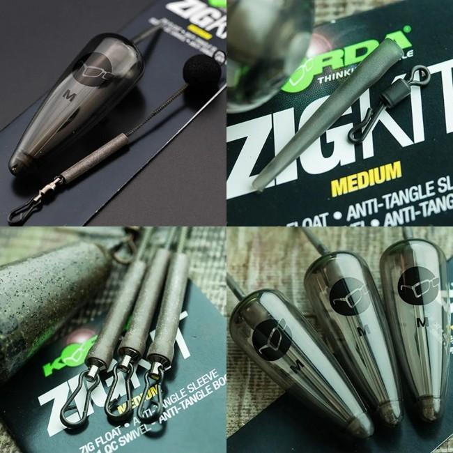 Комплект за Зиг монтаж Korda Zig Kit   www.CARPMOJO.com