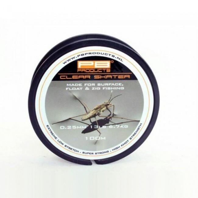 Монофилно влакно за монтажи PB Products Zig & Floater Line | www.CARPMOJO.com