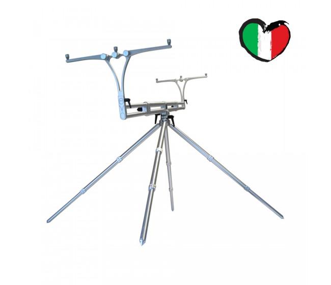 Стойка Meccanica Vadese NICK EVOLUTION 3 rods Steel   www.CARPMOJO.com