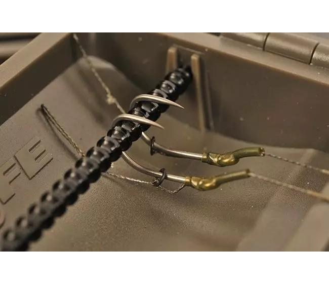 Класьор за поводи Korda Mini RigSafe | www.CARPMOJO.com