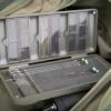 Кутия за монтажи и аксесоари KORDA RIGSAFE COMBI | www.CARPMOJO.com