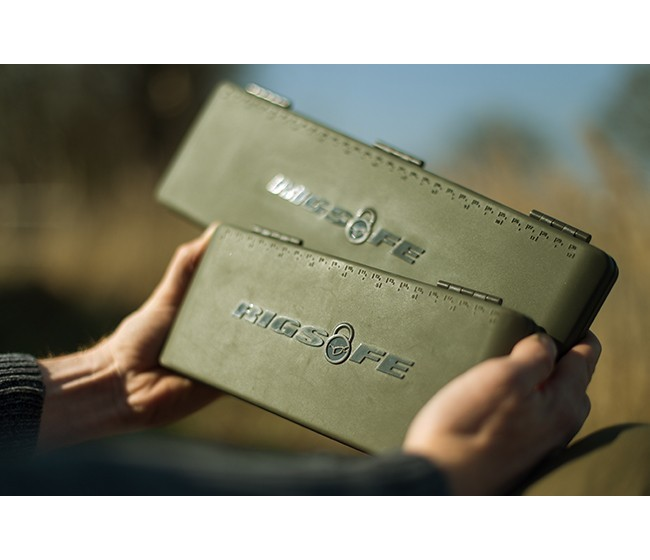 Кутия за монтажи KORDA RIG SAFE LARGE | www.CARPMOJO.com