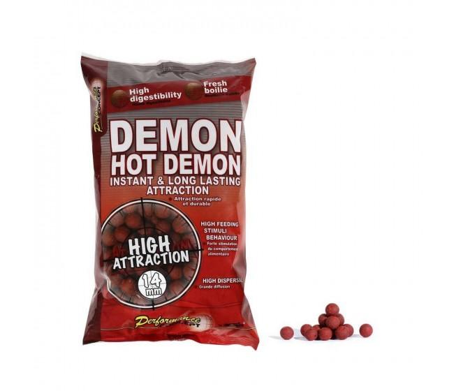 Протеинови топчета Demon Hot Demon - Starbaits, 1 кг, 20/14 мм   www.CARPMOJO.com