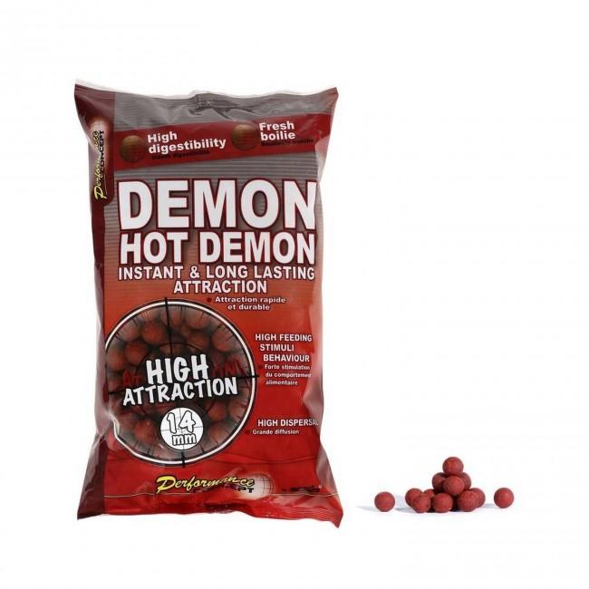 Протеинови топчета Demon Hot Demon - Starbaits, 1 кг, 20/14 мм | www.CARPMOJO.com