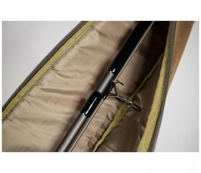 Единичен калъф KORDA Compac Padded Sleeve 12ft | www.CARPMOJO.com