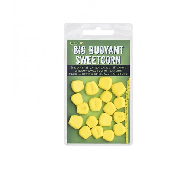 Силиконова царевица ESP - Buoyant Sweetcorn, 18 броя LARGE | www.CARPMOJO.com