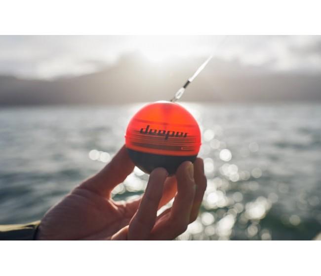 Ярък капак за сонар DEEPER Night Fishing Cover | www.CARPMOJO.com