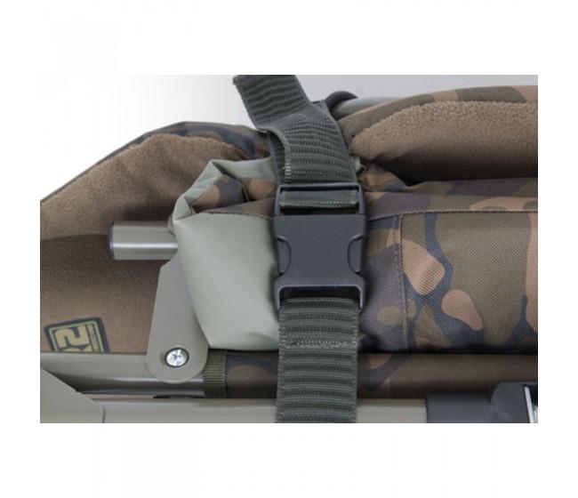 Легло FOX R-Series Camo Bedchairs – R2 Standard   www.CARPMOJO.com