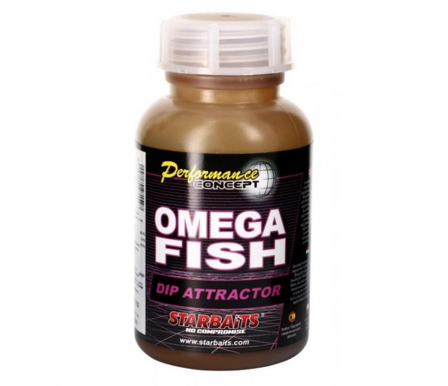 Дип STARBAITS Omega Fish | www.CARPMOJO.com