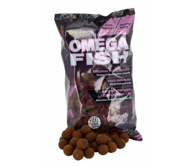 Протеинови топчета STARBAITS PConcept Omega Fish, 1 kg | www.CARPMOJO.com