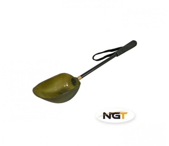 Лопатка за захранване NGT BAITING SPOON | www.CARPMOJO.com