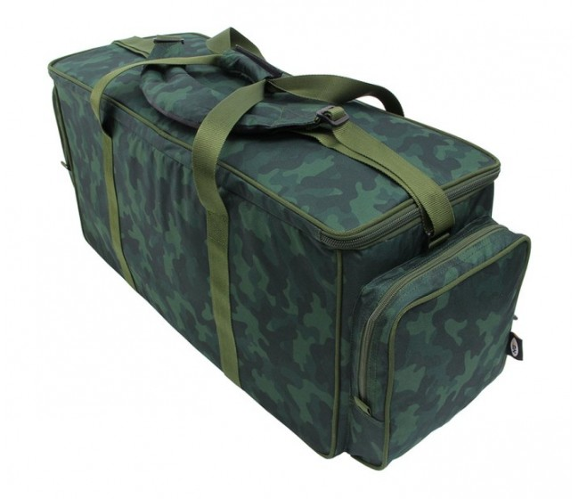 Шаранджийски сак NGT CAMO INSULATED CARRYALL 709-L-C | www.CARPMOJO.com