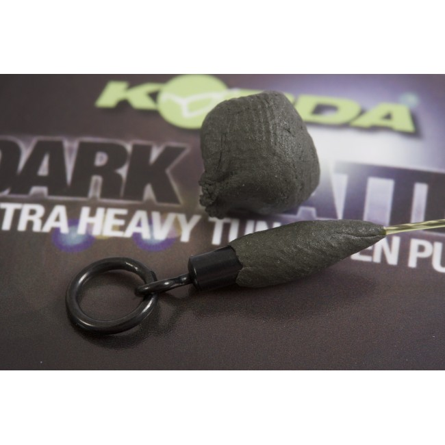 Меко олово KORDA Dark Matter Putty 25 г | www.CARPMOJO.com