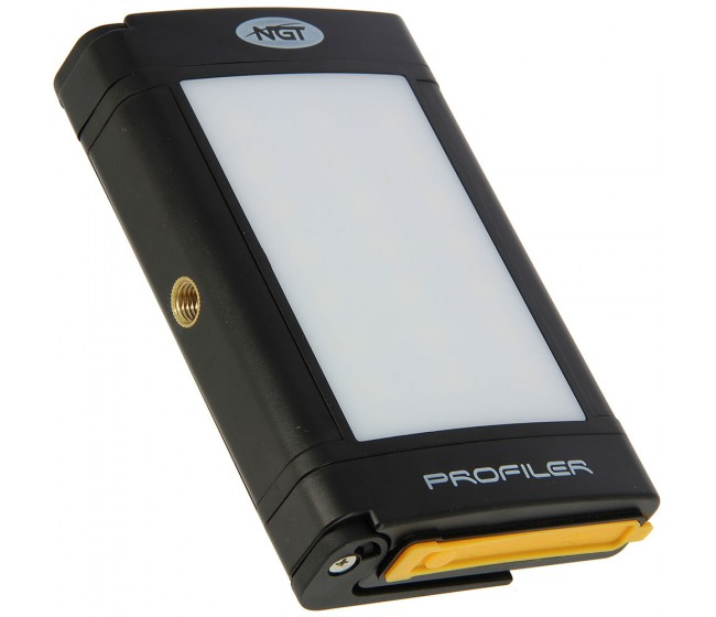 LED лампа и power bank в едно NGT Profiler Fishing Power Bank LED Light System | www.CARPMOJO.com