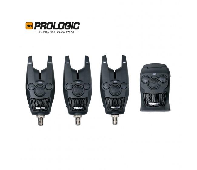 Сигнализатори  3+1 / 4+1 PROLOGIC BAT+   www.CARPMOJO.com