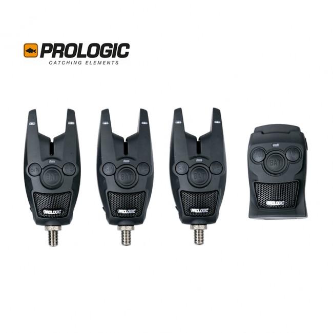 Сигнализатори  3+1 / 4+1 PROLOGIC BAT+ | www.CARPMOJO.com