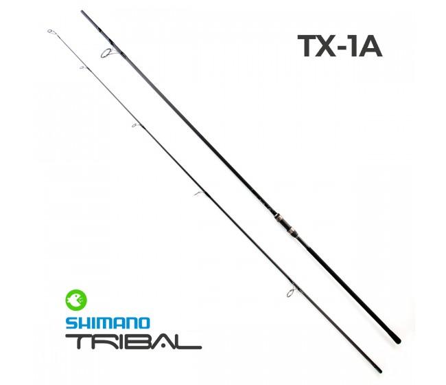 Въдица SHIMANO TRIBAL TX1-A, различни варианти   www.CARPMOJO.com