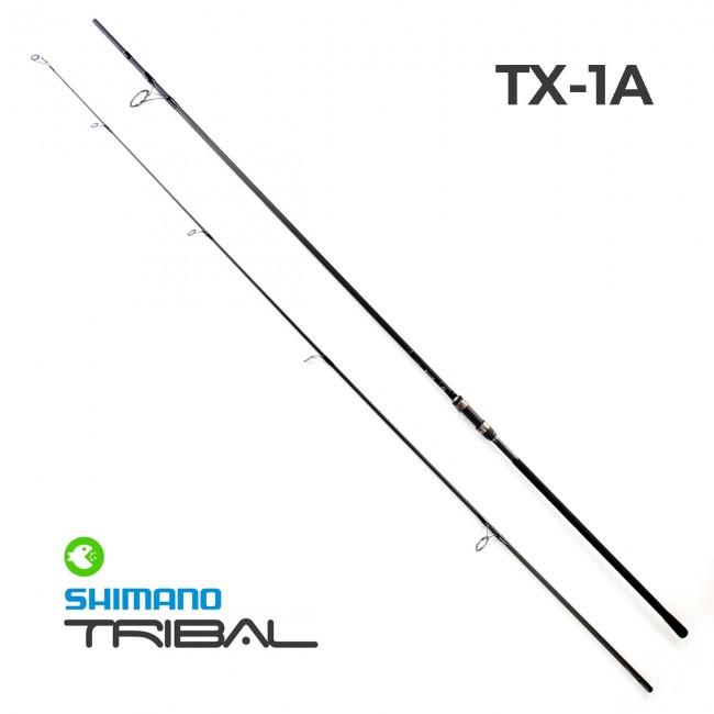 Въдица SHIMANO TRIBAL TX1-A, различни варианти | www.CARPMOJO.com