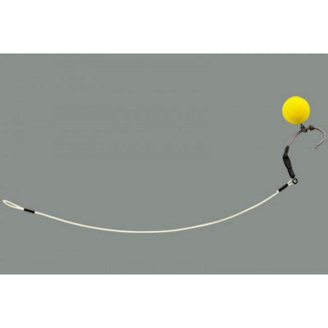 "Готов монтаж Korda Spinner Rig KURV Boom 7"" | www.CARPMOJO.com"