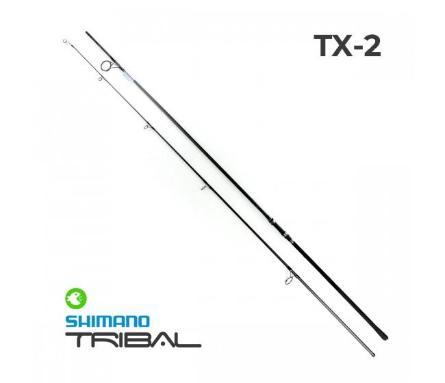 Въдица SHIMANO TRIBAL TX2, различни варианти   www.CARPMOJO.com