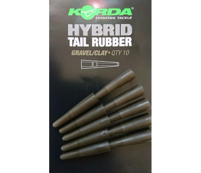 Шлаух за клипс KORDA Hybrid Tail Rubber | www.CARPMOJO.com