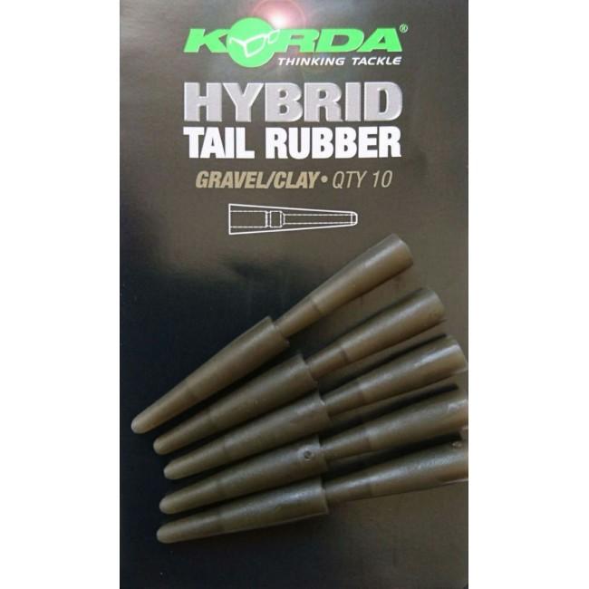 Шлаух за клипс KORDA Hybrid Tail Rubber   www.CARPMOJO.com