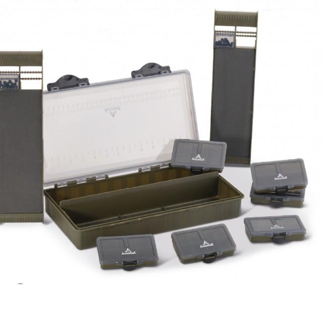 Кутия за аксесоари с 2 класьора Anaconda Session Tackle Box New 2020   www.CARPMOJO.com