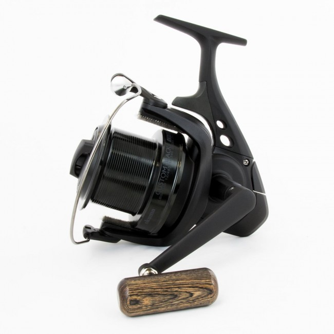 Макара OKUMA Custom Black CB-80 | www.CARPMOJO.com