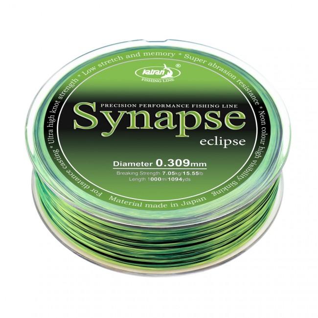 Монофилно основно влакно KATRAN SYNAPSE ECLIPSE | www.CARPMOJO.com