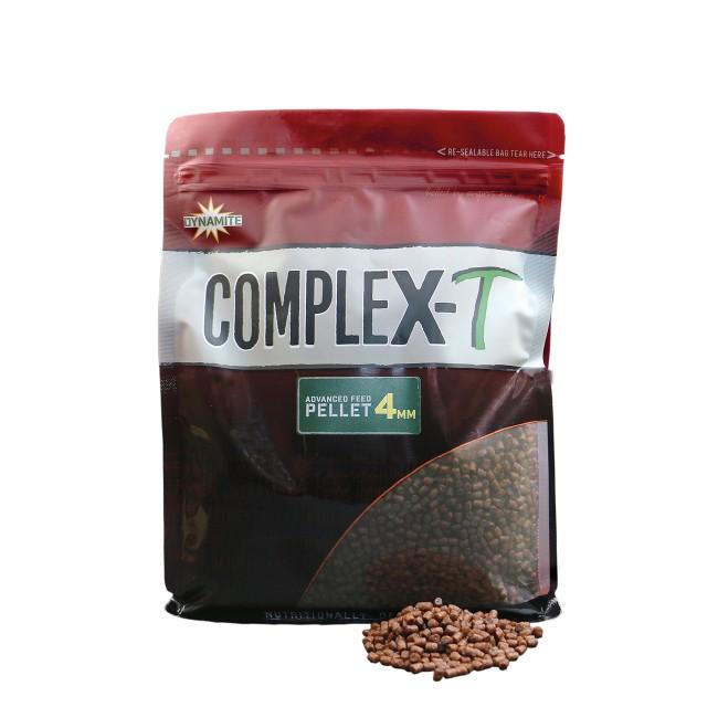 Пелети DYNAMITE Baits Complex-T Pellets   www.CARPMOJO.com