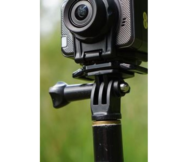 Адаптор за камера и колче Ridgemonkey Action Camera Bankstick Adapter | www.CARPMOJO.com
