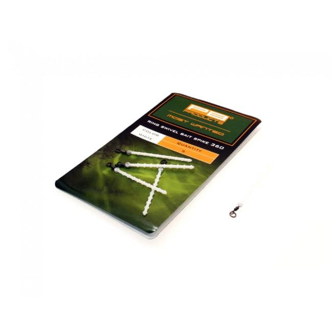 Фиксатор за стръв PB Products Ring Swivel Bait Spike 360 | www.CARPMOJO.com